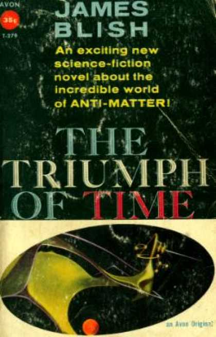 Avon Books - Triumph of Time, the - James Blish