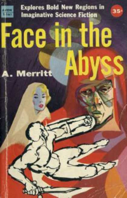 Avon Books - Face In the Abyss - A. Merritt