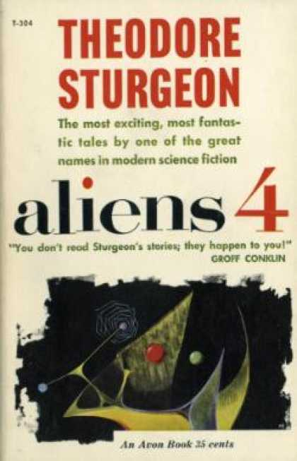 Avon Books - Aliens 4