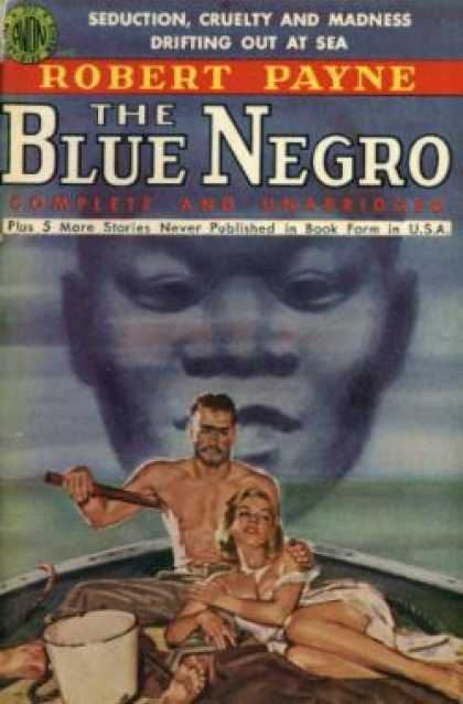 Avon Books - The Blue Negro and Other Stories - Robert Payne