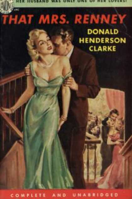 Avon Books - That Mrs. Renney - Donald Henderson Clarke