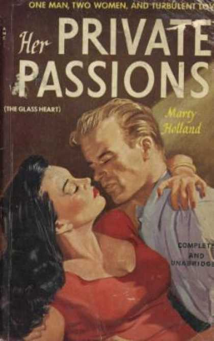 Avon Books - Her Private Passions - Marty Holland