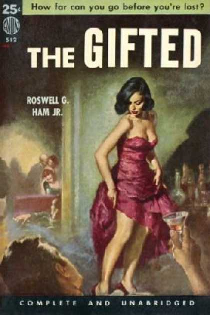 Avon Books - The Gifted - Roswell G Ham