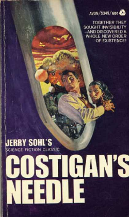 Avon Books - Costigan's Needle - Jerry Sohl