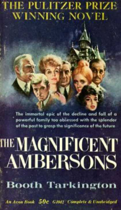 Avon Books - The Magnificent Ambersons