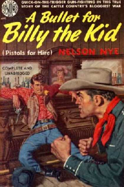 Avon Books - A Bullet for Billy the Kid