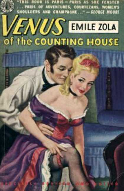 Avon Books - Venus of the Counting House - Emile Zola