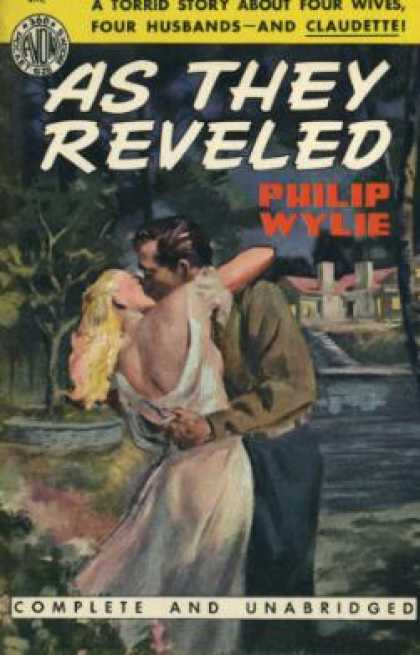 Avon Books - As They Reveled - Philip Wylie