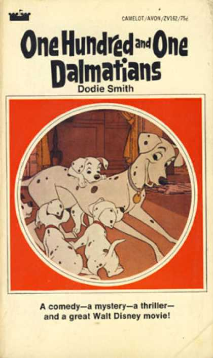 Avon Books - One Hundred and One Dalmations