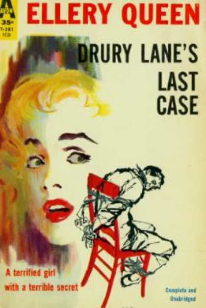 Avon Books - Drury Lane's Last Case
