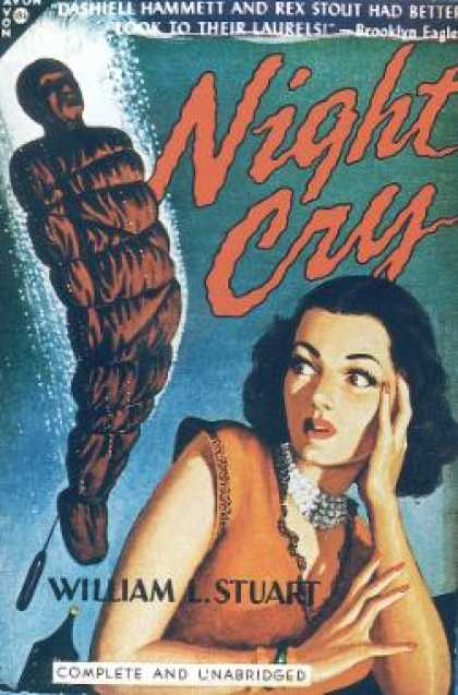 Avon Books - Night Cry