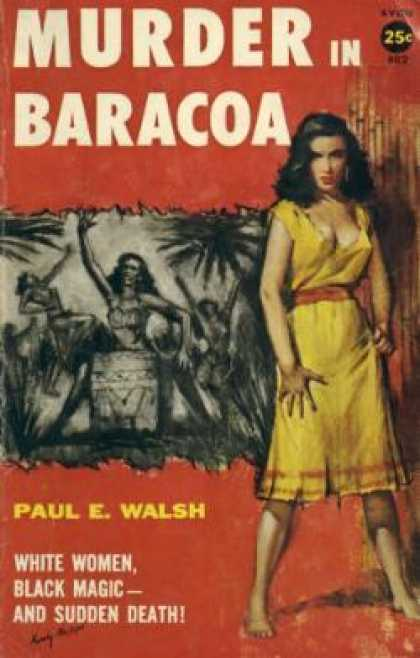 Avon Books - Murder In Baracoa