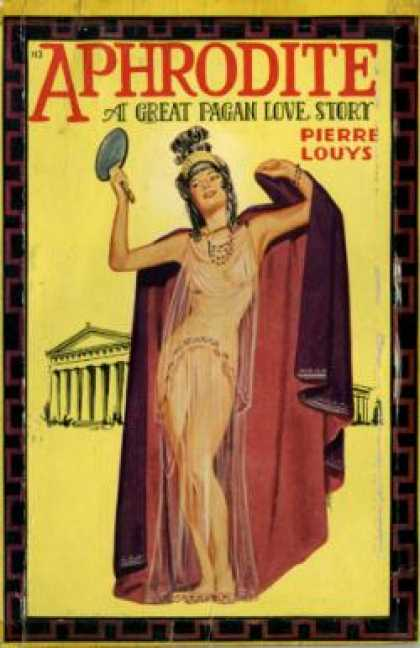 Avon Books - Aphrodite - Pierre [illustrated By Frank J. Buttera] Louys