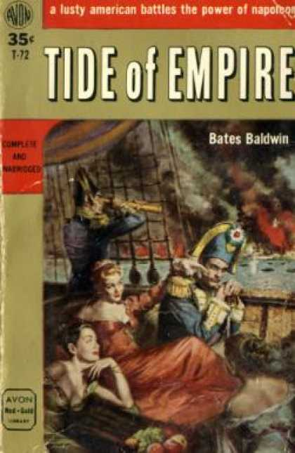 Avon Books - Tide of Empire - Bates Baldwin
