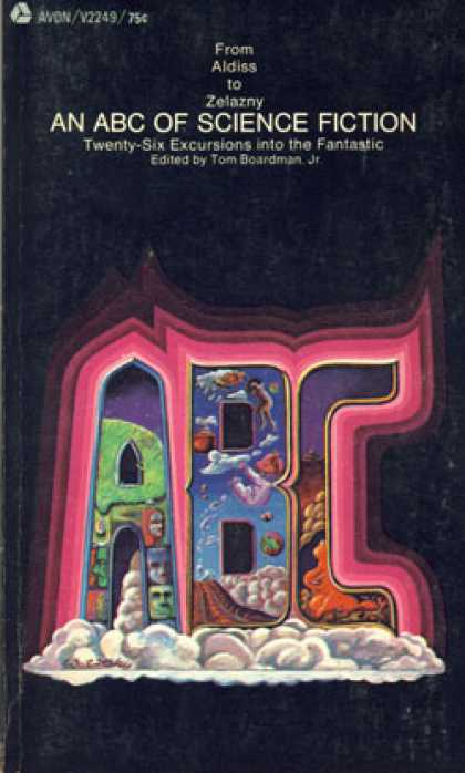 Avon Books - An Abc of Science Fiction