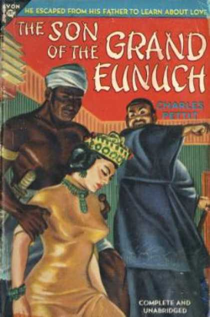 Avon Books - Son of the Grand Eunuch, the - Charles Pettit