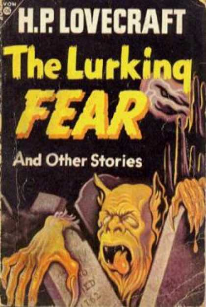 Avon Books - Lurking Fear & Other Stories 1st Edition Thus - H P Lovecraft