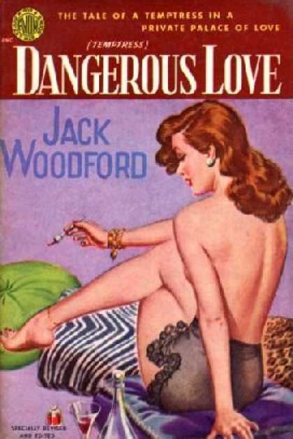 Avon Books - Dangerous Love