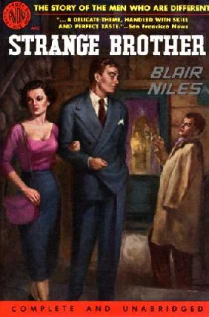 Avon Books - Strange Brother - Blair Niles