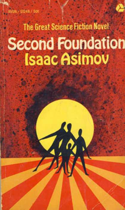 Avon Books - Second Foundation
