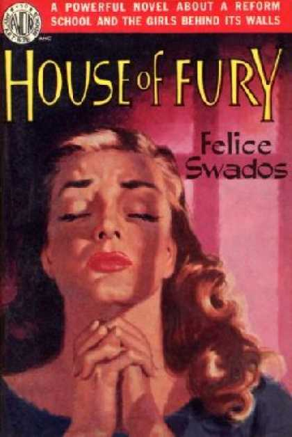Avon Books - House of Fury - Felice Swados