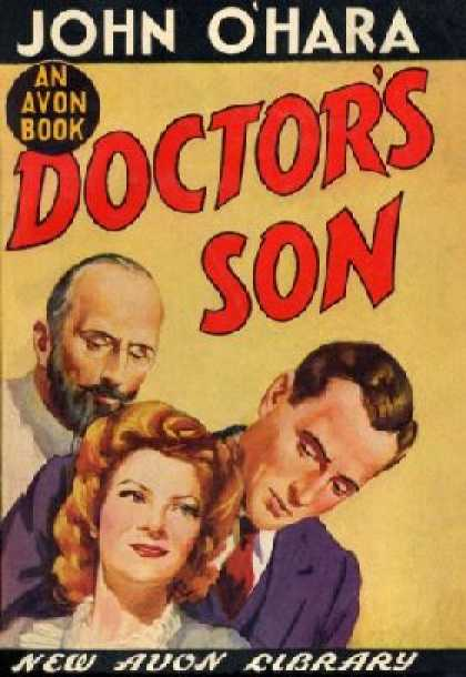 Avon Books - The Doctor's Son - John O'hara
