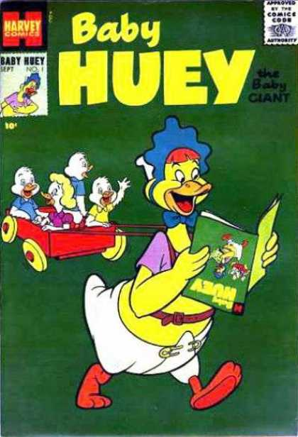 Baby Huey the Baby Giant 1