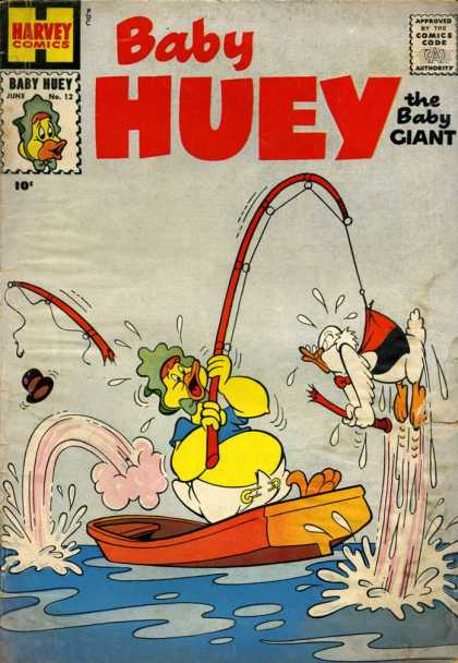 Baby Huey the Baby Giant 12