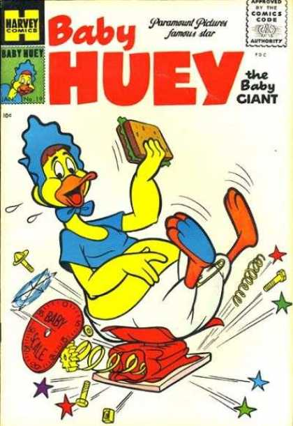 Baby Huey the Baby Giant 19
