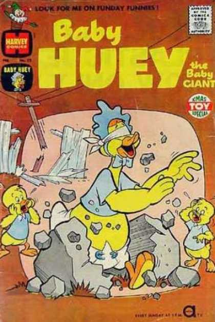 Baby Huey the Baby Giant 22