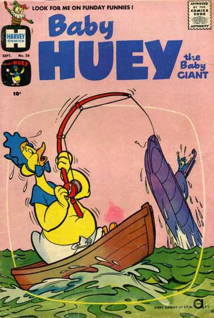 Baby Huey the Baby Giant 26