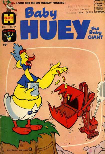 Baby Huey the Baby Giant 29