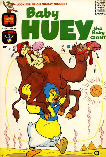 Baby Huey the Baby Giant 33