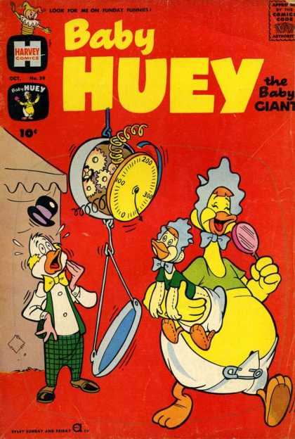 Baby Huey the Baby Giant 39