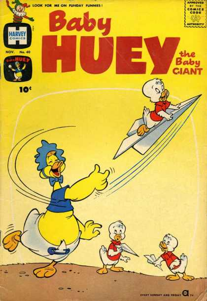 Baby Huey the Baby Giant 40