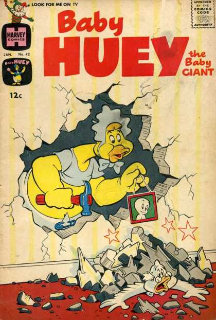 Baby Huey the Baby Giant 42