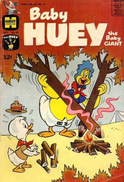 Baby Huey the Baby Giant 48