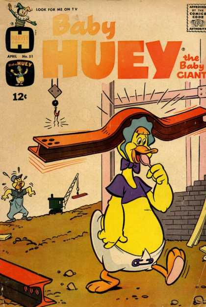 Baby Huey the Baby Giant 51