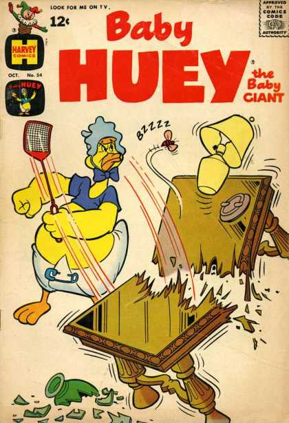 Baby Huey the Baby Giant 54
