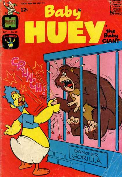 Baby Huey the Baby Giant 60