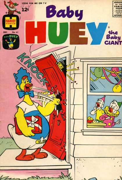 Baby Huey the Baby Giant 61