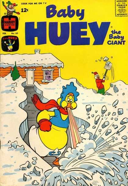 Baby Huey the Baby Giant 62
