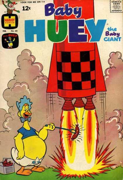 Baby Huey the Baby Giant 68