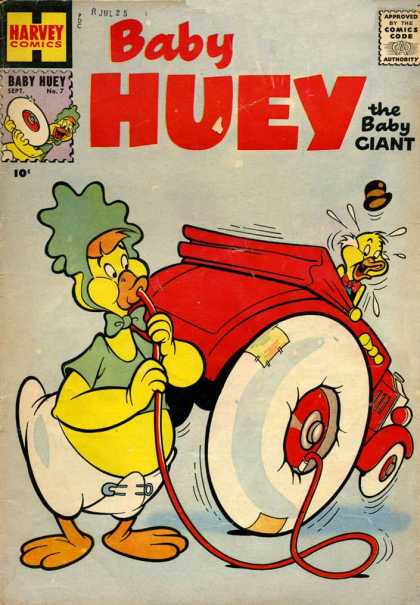 Baby Huey the Baby Giant 7