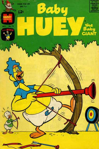 Baby Huey the Baby Giant 72