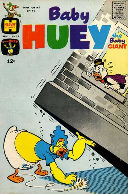 Baby Huey the Baby Giant 75