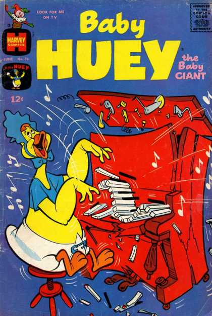 Baby Huey the Baby Giant 76