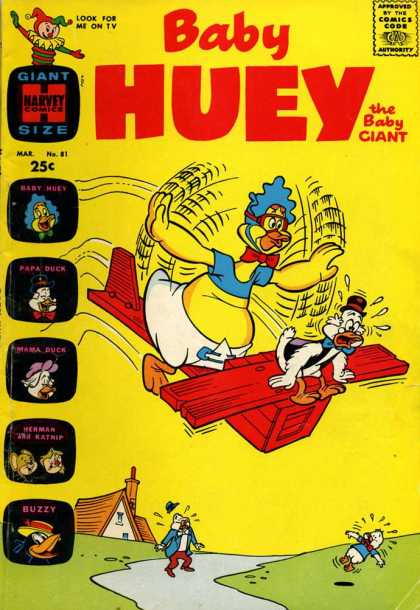 Baby Huey the Baby Giant 81