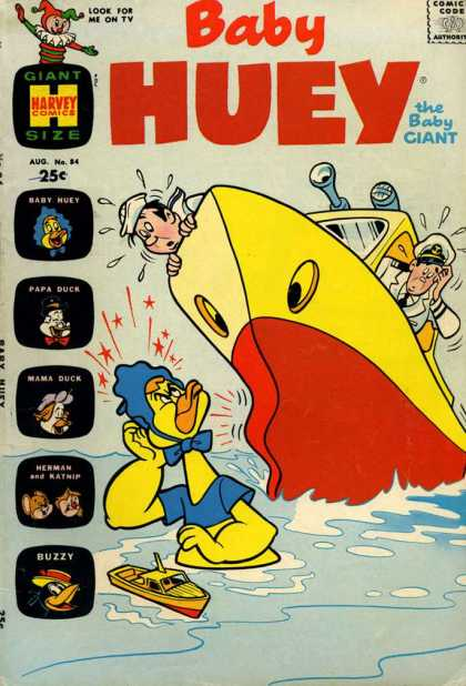 Baby Huey the Baby Giant 84