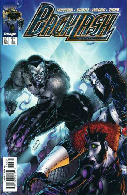 Backlash 30